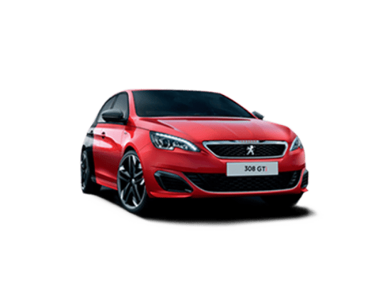 308 GTi by PEUGEOT SPORT
